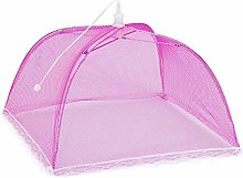 2 Large Pop-Up Mesh Screen Protect Food Cover Tent