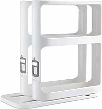 2-Layer Spice Rack Pull-Out Kitchen Storage Rack