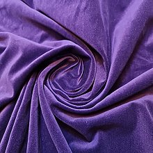 2 Meter 100% Cotton Velvet Fabric Costume Dress