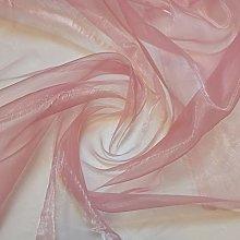 2 Meter Sheer Organza Fabric Voile Drape Curtain,