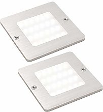 2 Pack | 5W LED Square Under Cabinet Kitchen