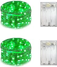 2 Pack Battery Operated Mini Led String