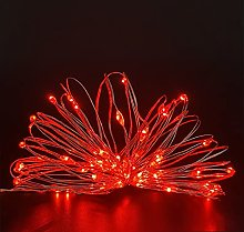 2 Pack Battery Operated Mini Led String Lights