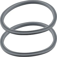 2 Pack Gray Gaskets Replacement Part Compatible