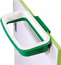 2 Pack Hanging Trash Garbage Bag Holder Portable
