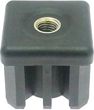 2 Pack Heavy Duty Square Threaded Insert 50mm x