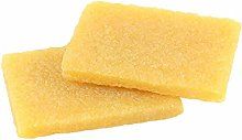 2 Pcs Cleaner Rubber Shoe Brush, Wipes Shoes