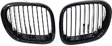 2 Pcs Front Kidney Grill Grille ,for BMW Z3
