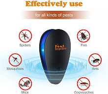 2 Pcs Home Small electronics Repellent Insect