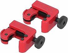 2 pcs Mini Pipe 3-28mm Tube Cutter Portable,