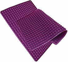 2 Pcs Silicone Cooking Tray Mat - Small Sphere