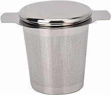 2 pcs, Tea Infuser Stainless Steel Tea Strainer