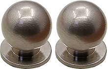 2 pcs Wardrobe Cupboard Knobs and Handle Cabinet