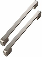 2 Pieces Cabinet Handles Drawer Kitchen Cupboard