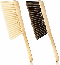 2 Pieces Wooden Bench Brushes Fireplace Brush