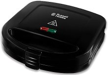 2 Portion Sandwich Maker with Lid Russell Hobbs