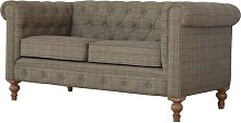 2 Seater Chesterfield Sofa Ophelia & Co.