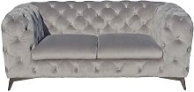 2 Seater Chesterfield Sofa Willa Arlo Interiors