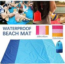 2 Sizes Waterproof Portable Outdoor Beach Mat
