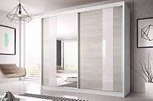 2 sliding door wardobe MU 32 Perfect interior