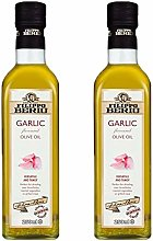 2 x 250ml Garlic Olive Oil Grill Marinade
