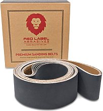2 X 72 Inch Silicon Carbide Extra Fine Grit