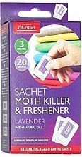 2 x Acana Moth Killer & Freshener Sachets with