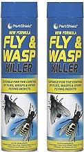 2 x Fly & Wasp Killer Spray
