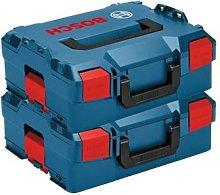 2 x L-BOXX 2 136 LBOXX Sortimo Tool Storage Case