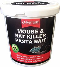 2 x Mouse & Rat Killer Pasta Bait 400g