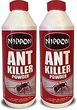 2 x Nippon Ant Killer Powder 500g Tubs