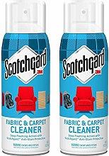 2 x Scotchgard Sofa Fabric & Upholstery Cleaner