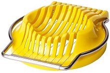 2 X Slät Egg Slicer, Yellow