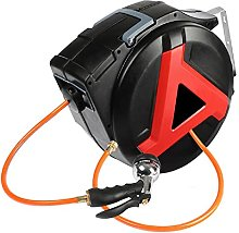 20-25M Automatic Water Hose Reel Retractable