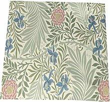 20 Inch Cloth Napkins,William Morris Larkspur