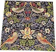 20 Inch Cloth Napkins,William Morris Strawberry