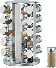 20-Jar Free-Standing Spice Rack Symple Stuff