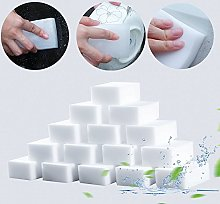 20 Packs Cleaning Scrub Sponge, Scouring Pads Use