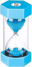 20 Second Sand Timer Hourglass, SuLiao Unbreakable
