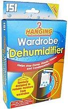 20 X Hanging Wardrobe Dehumidifier Damp