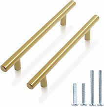 20 X Probrico Gold Stainless Steel Kitchen Cabinet
