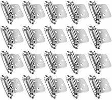 20 X Probrico Self Close Kitchen Cabinet Hinges