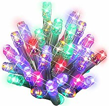 200 LED Lights String Chaser Christmas Flash