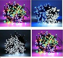 200 LEDs Bright White Warm White Multi-Colour