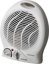 Cassandra 2000 Watt Electric Fan Heater