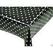 200CM X 137 CM (2MTRS) TABLECLOTH BLACK AND WHITE