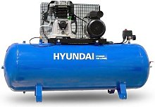 200L 3hp 14cfm Electric Air Compressor HY3200S -