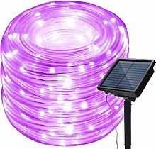 200led Solar Rope Lights Outdoor,KINGCOO