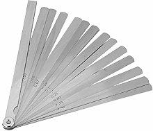 200mm Gap Gauge Stainless Steel Feeler Gauge Ruler