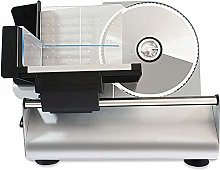200W Meat Slicer Electric for Home, Removable Food